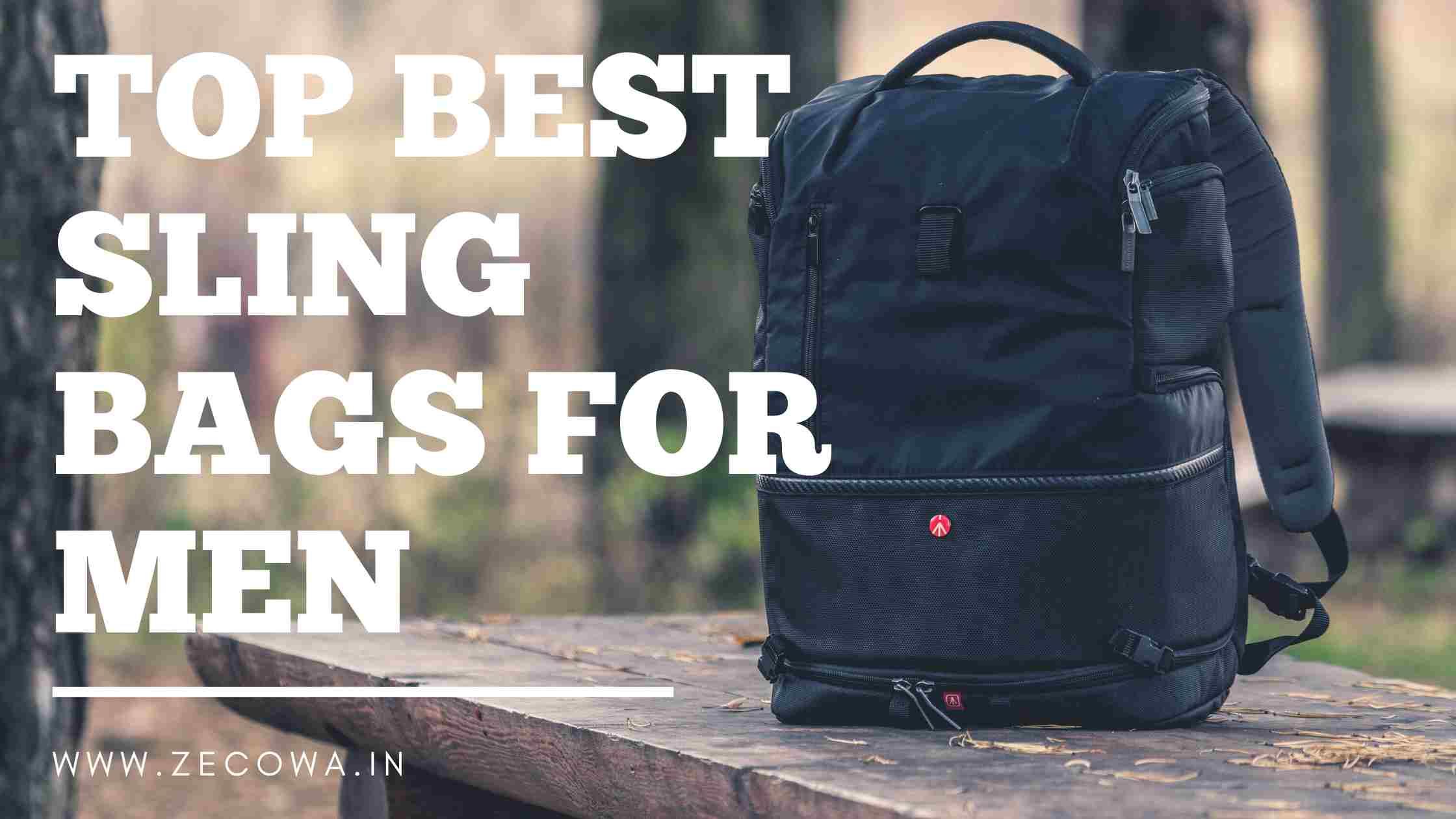 TOP BEST SLING BAGS FOR MEN